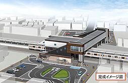 新河岸駅(88...