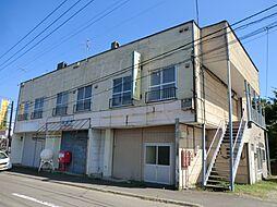 米子アパート[2階]の外観