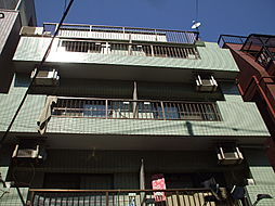 アーバン梅丘[4階]の外観