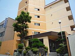 ローズハイツ東本[5階]の外観