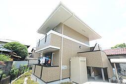 兵庫県伊丹市口酒井1丁目の賃貸アパートの外観