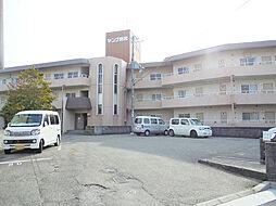土山ヤングコーポ[1階]の外観