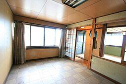 2階北側の洋室...