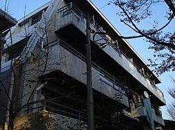 東京都武蔵野市西久保1丁目の賃貸マンションの外観