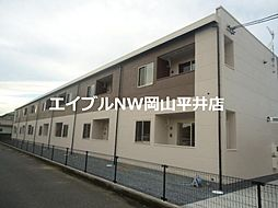 JR山陽本線 高島駅 徒歩11分の賃貸アパート