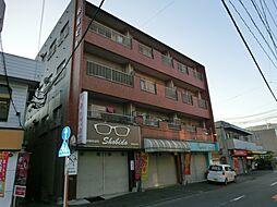 五条駅前萩尾ビル[3階]の外観