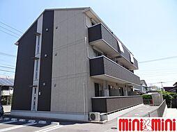 佐賀県佐賀市神野西2丁目の賃貸アパートの外観