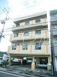 コーポAKI[4階]の外観