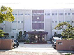 鳴海中学校...950m