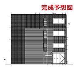 仮)グリーンフルハウス[3階]の外観