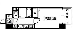 エステムコート新大阪VIエキスプレイス[10階]の間取り