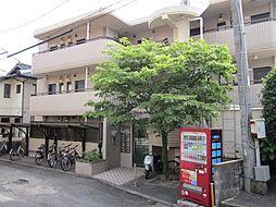 ビュークレスト三宅[1階]の外観