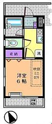 フィールド・B・スクエア[4階]の間取り