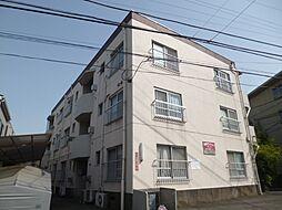 東京都昭島市上川原町2丁目の賃貸マンションの外観