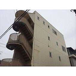 愛知県あま市木田池ノ島の賃貸マンションの外観