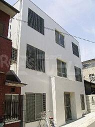 京都府京都市右京区太秦多薮町の賃貸マンションの外観