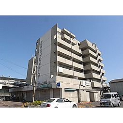 奈良県奈良市南京終町7丁目の賃貸マンションの外観