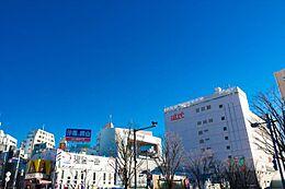 大井町駅までは徒歩12分