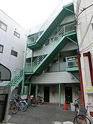 加賀ハイツ[3階]の外観