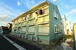 ユーコート東村山[2階]の外観
