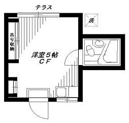 東中野駅 3.9万円