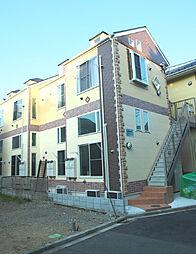 神奈川県横浜市鶴見区上末吉1丁目の賃貸アパートの外観