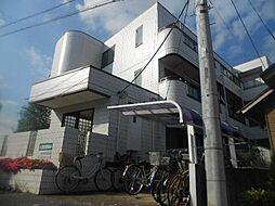 埼玉県川口市大字大竹の賃貸マンションの外観