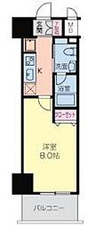 GROOVE NIPPONBASHI(グルーヴ日本橋)[3階]の間取り