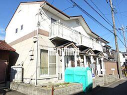 [テラスハウス] 愛知県あま市七宝町秋竹廻場 の賃貸【/】の外観