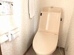 きれいにお使いのトイレです。