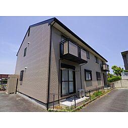 奈良県奈良市六条西3丁目の賃貸アパートの外観