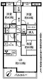 コスモ新検見川グランヒル