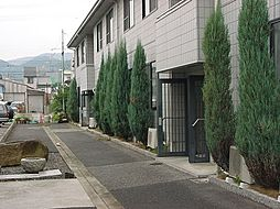 京都府京都市山科区西野今屋敷町の賃貸アパートの外観