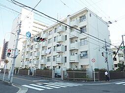 大阪府大阪市都島区友渕町3丁目の賃貸マンションの外観