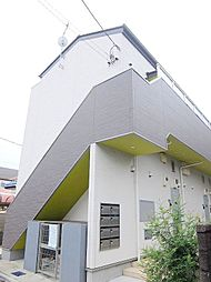 uno新松戸[1階]の外観