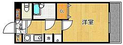 ステラハウス20[1階]の間取り