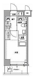 FORTIS#004 〜フォルティス#004〜[2階]の間取り
