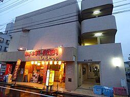 笹コーポ戸田[2階]の外観