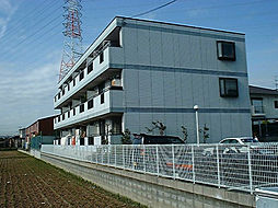 高井マンション[1階]の外観