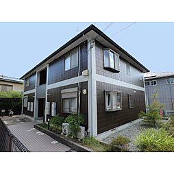 奈良県奈良市疋田町2丁目の賃貸アパートの外観