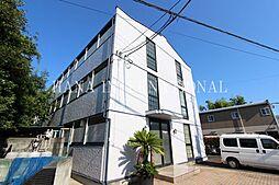 東京都調布市深大寺南町4丁目の賃貸マンションの外観