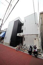 兵庫県尼崎市竹谷町1丁目の賃貸マンションの外観