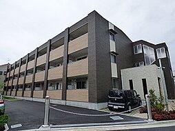 大阪府摂津市新在家1丁目の賃貸アパートの外観