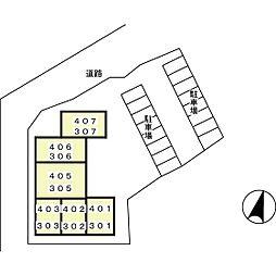 第5フェニックス[407号室]の外観
