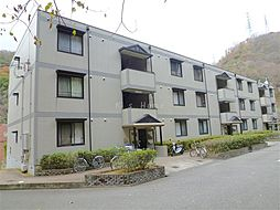 兵庫県神戸市兵庫区平野町字天王谷東服山の賃貸マンションの外観