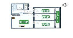 湘南西部団地2−5号棟