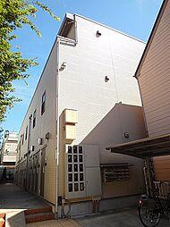 JR京浜東北・根岸線 大井町駅 徒歩12分の賃貸アパート