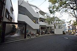 ピュアハウスナダ[3階]の外観