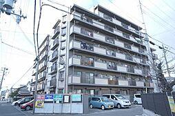 城南マンション2[3階]の外観