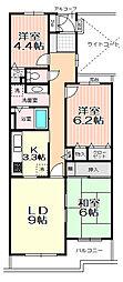 所沢パークハイツ 〜東所沢駅徒歩5分〜